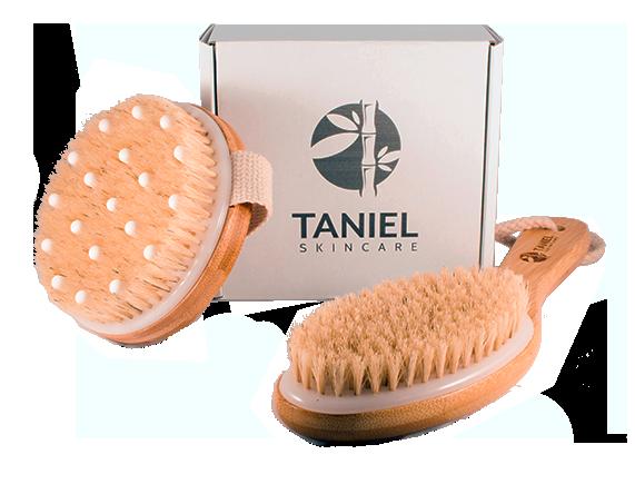 Duurzaam dry brush Taniel